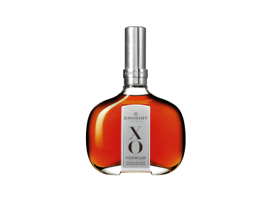 DAVIDOFF cognac - XO bottle face