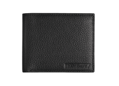 DAVIDOFF TRACES black wallet