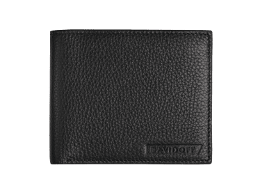 DAVIDOFF TRACES wallet black