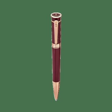 ZINO Ballpoint pen - Rose Gold - Red