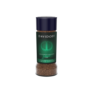 DAVIDOFF Coffee - Limited edition JADE