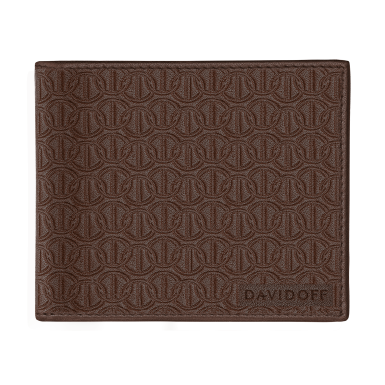 ZINO Wallet 8CC + 2 Pockets - Brown