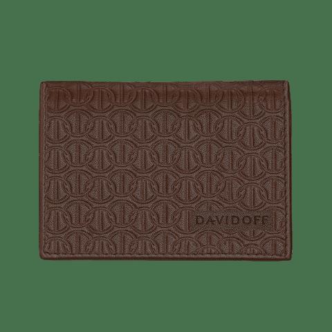 ZINO Credit Card Holder 2CC + 1 Pocket - Brown