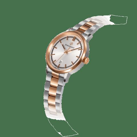 ESSENTIALS No. 2 Silver - Bicolor / Bracelet