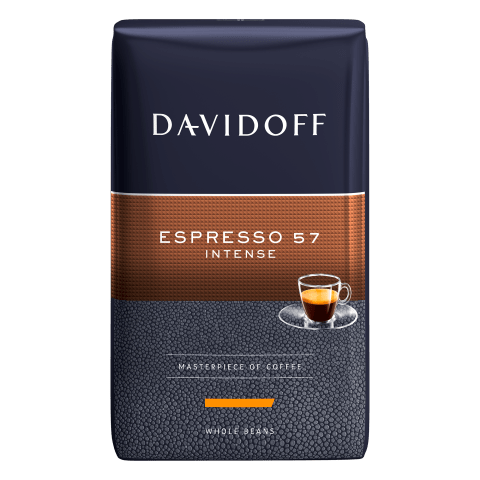 DAVIDOFF Coffee – Espresso 57 whole beans