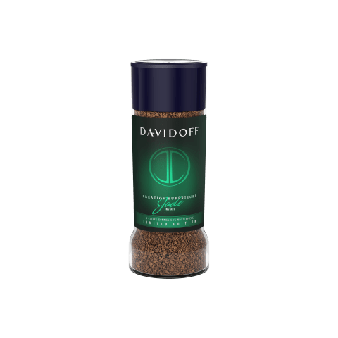 DAVIDOFF Coffee - Limited edition JADE