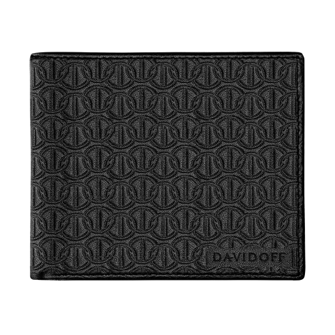 ZINO Wallet 6CC + 2 Pockets - Black