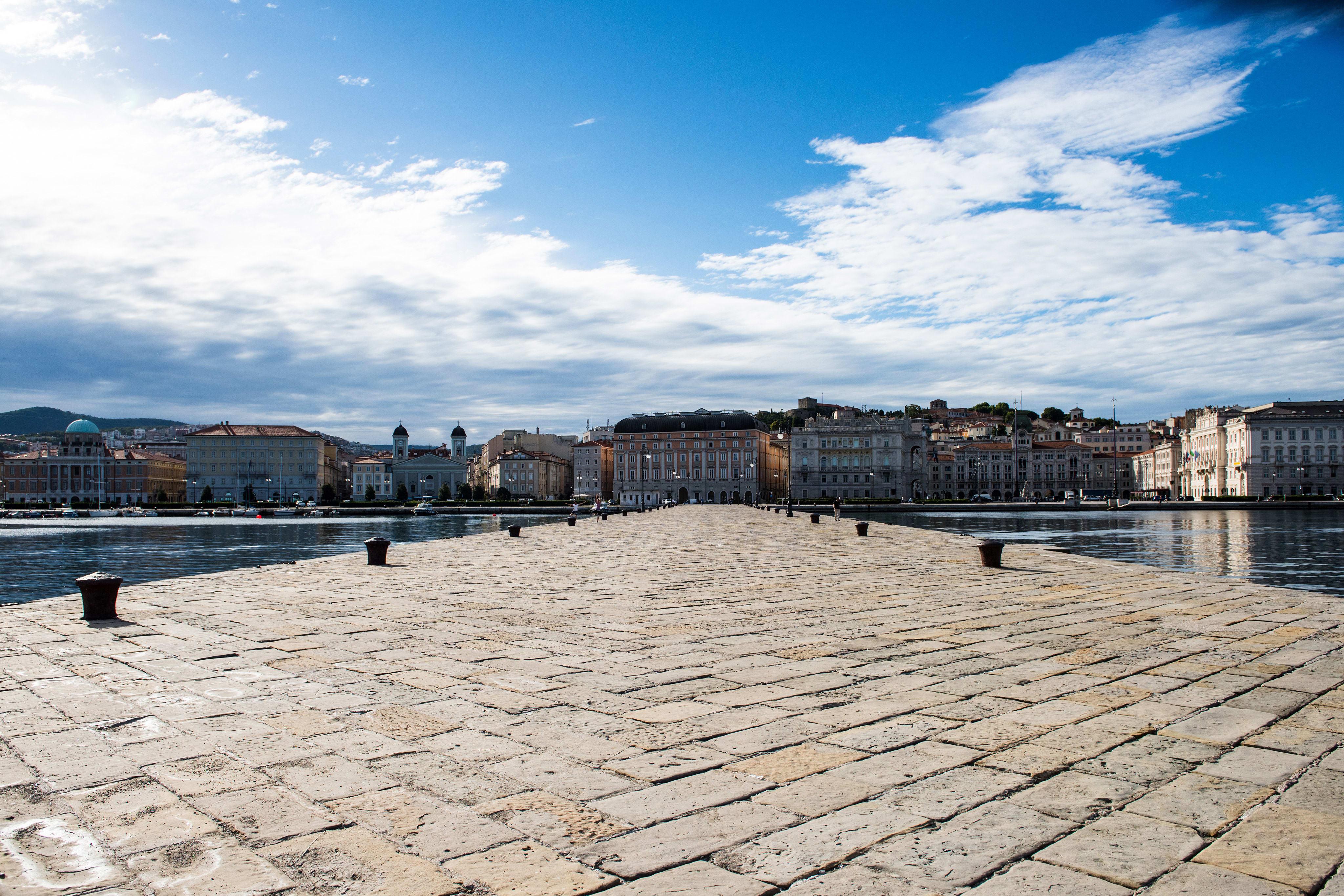 Trieste: a city that enchants