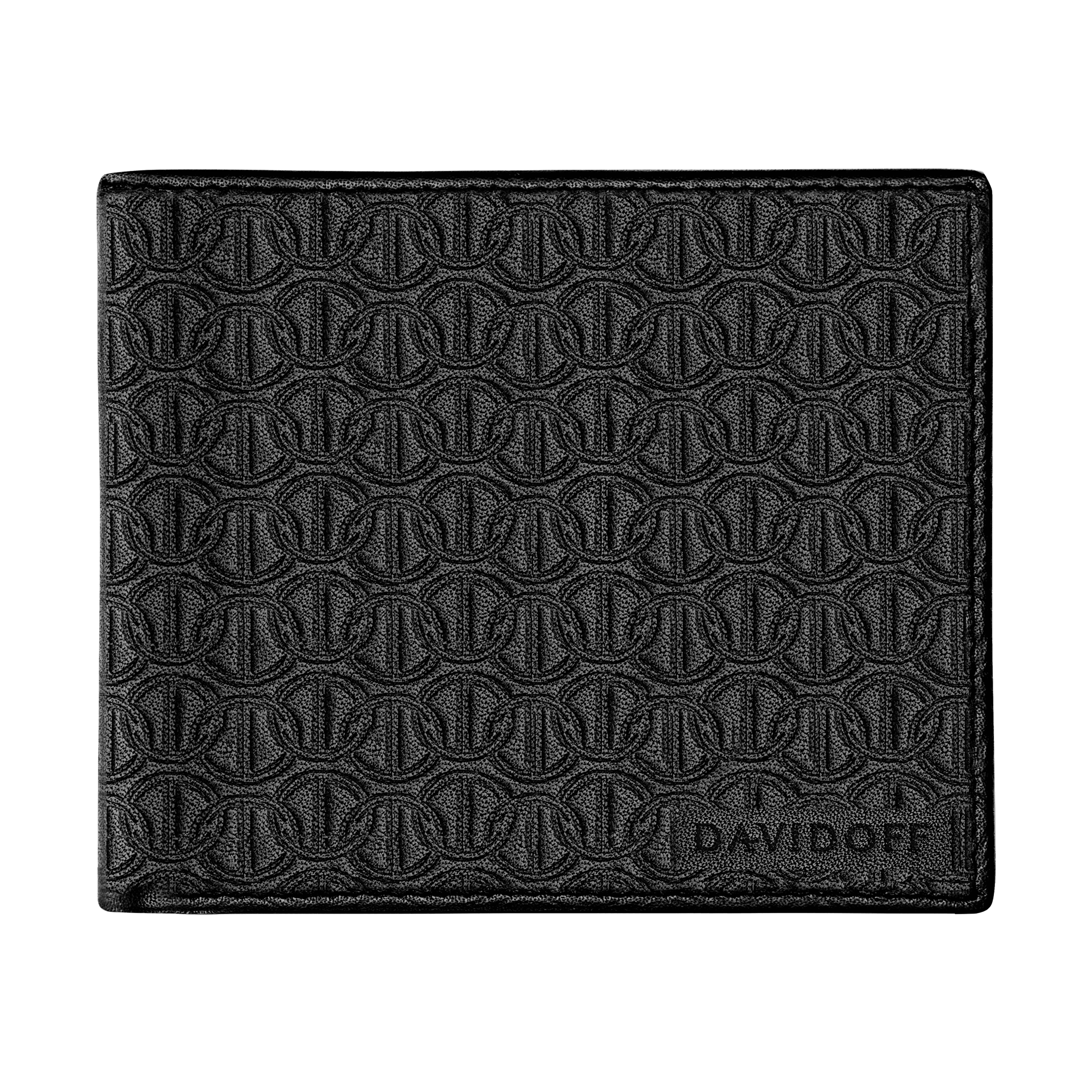 ZINO Wallet 8CC + 2 Pockets - Black