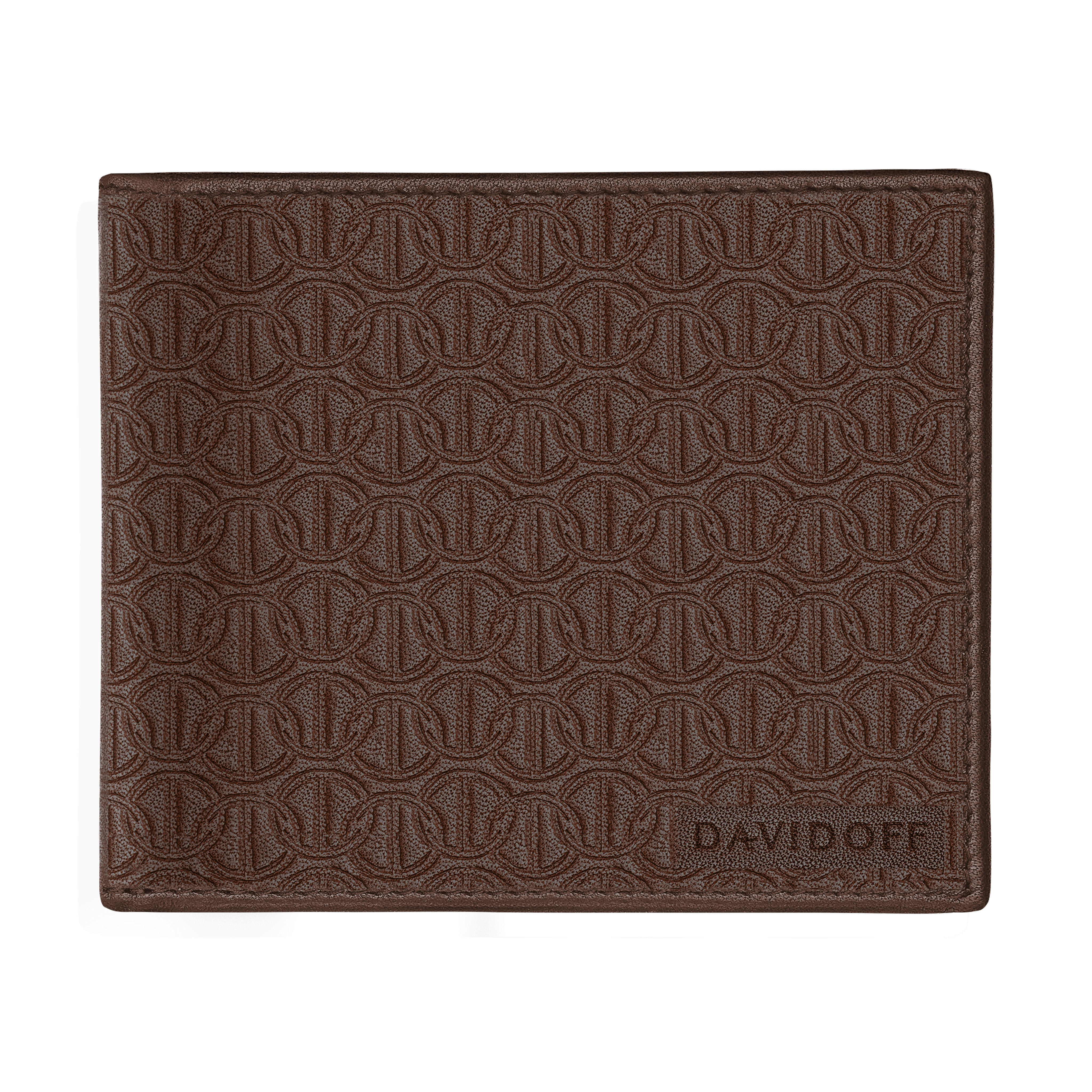 ZINO Wallet 8CC + 2 Pockets - Brown