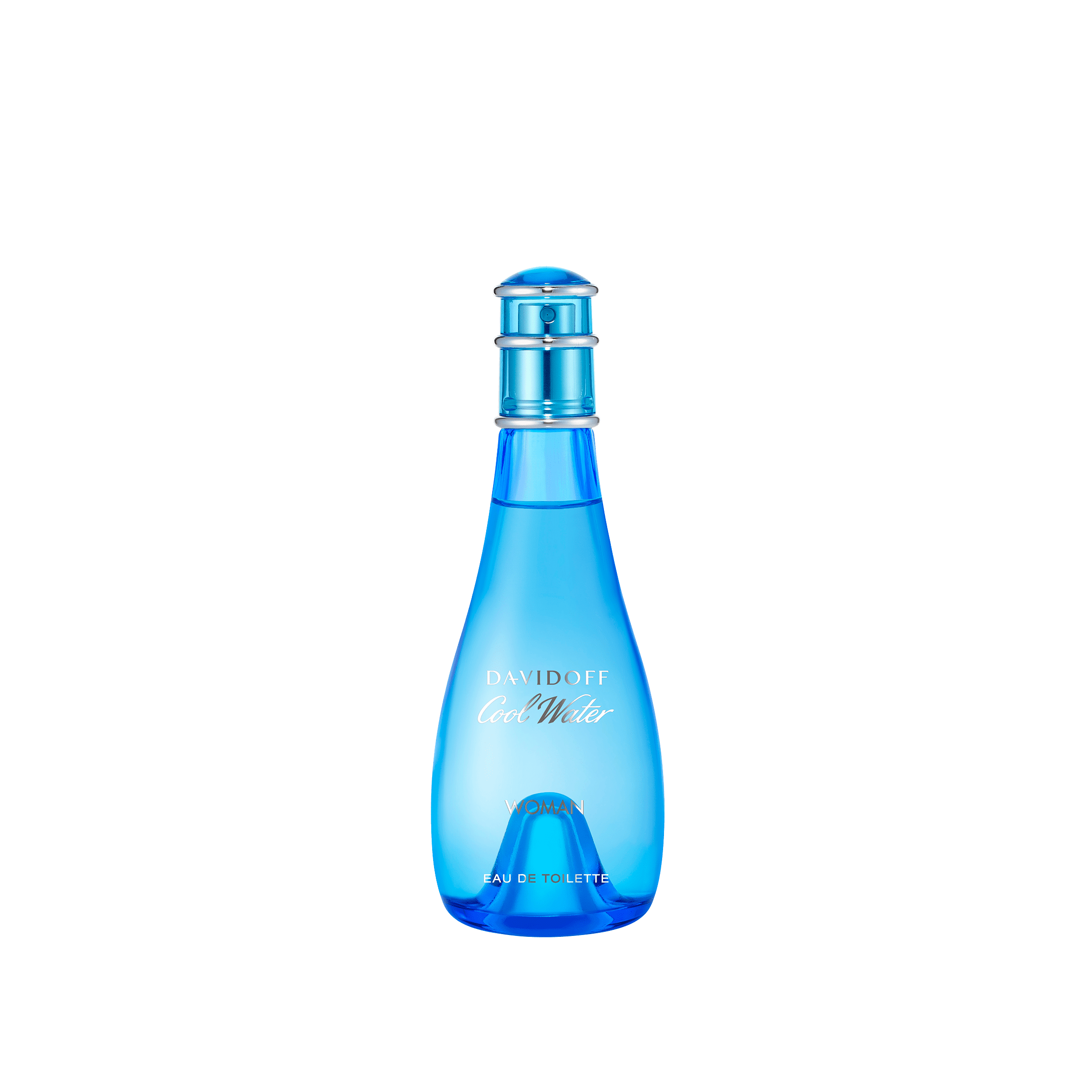 Cool Water Woman Eau De Toilette Davidoff