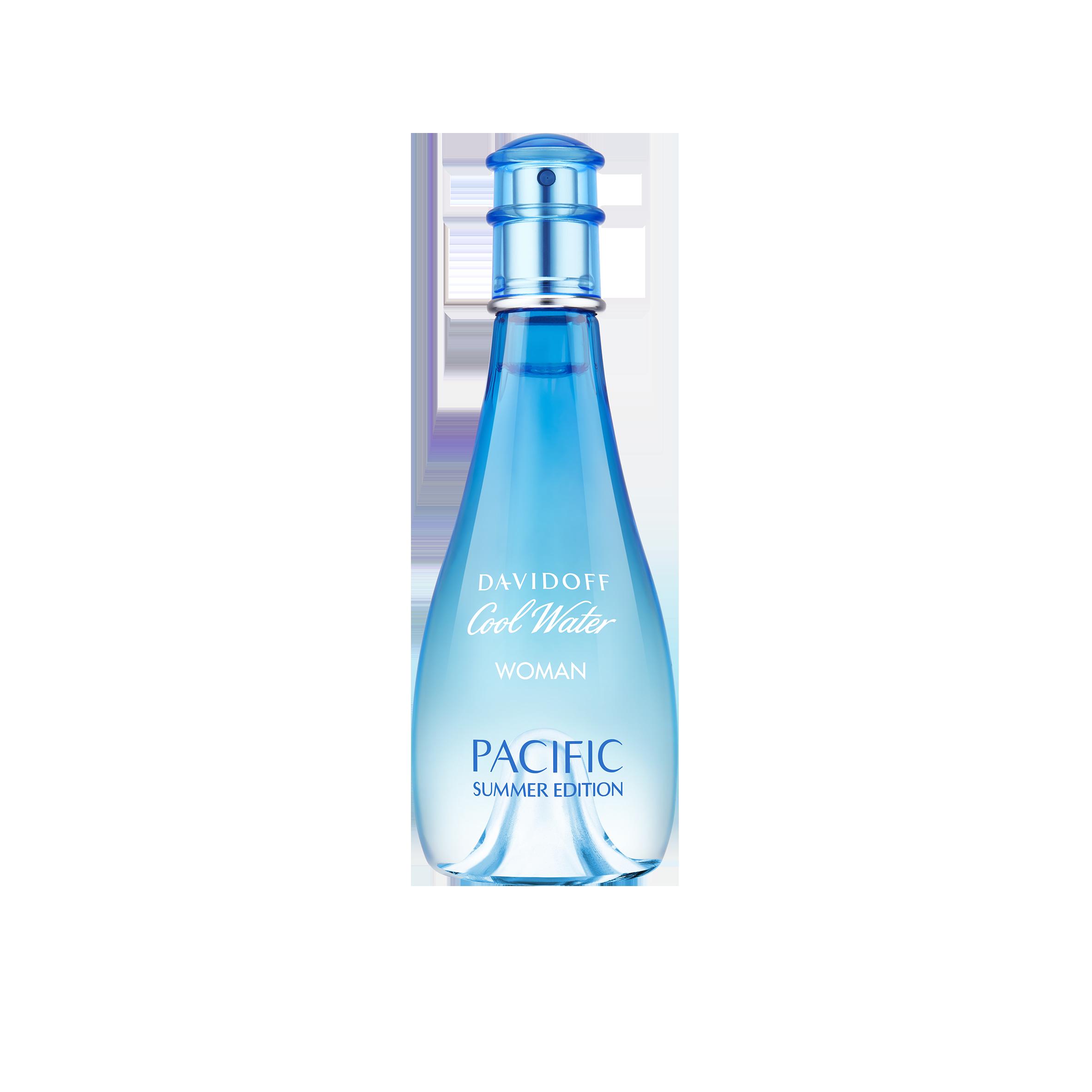 Cool Water Woman Summer Eau de Toilette - 100 ml (3.4 fl. oz.)