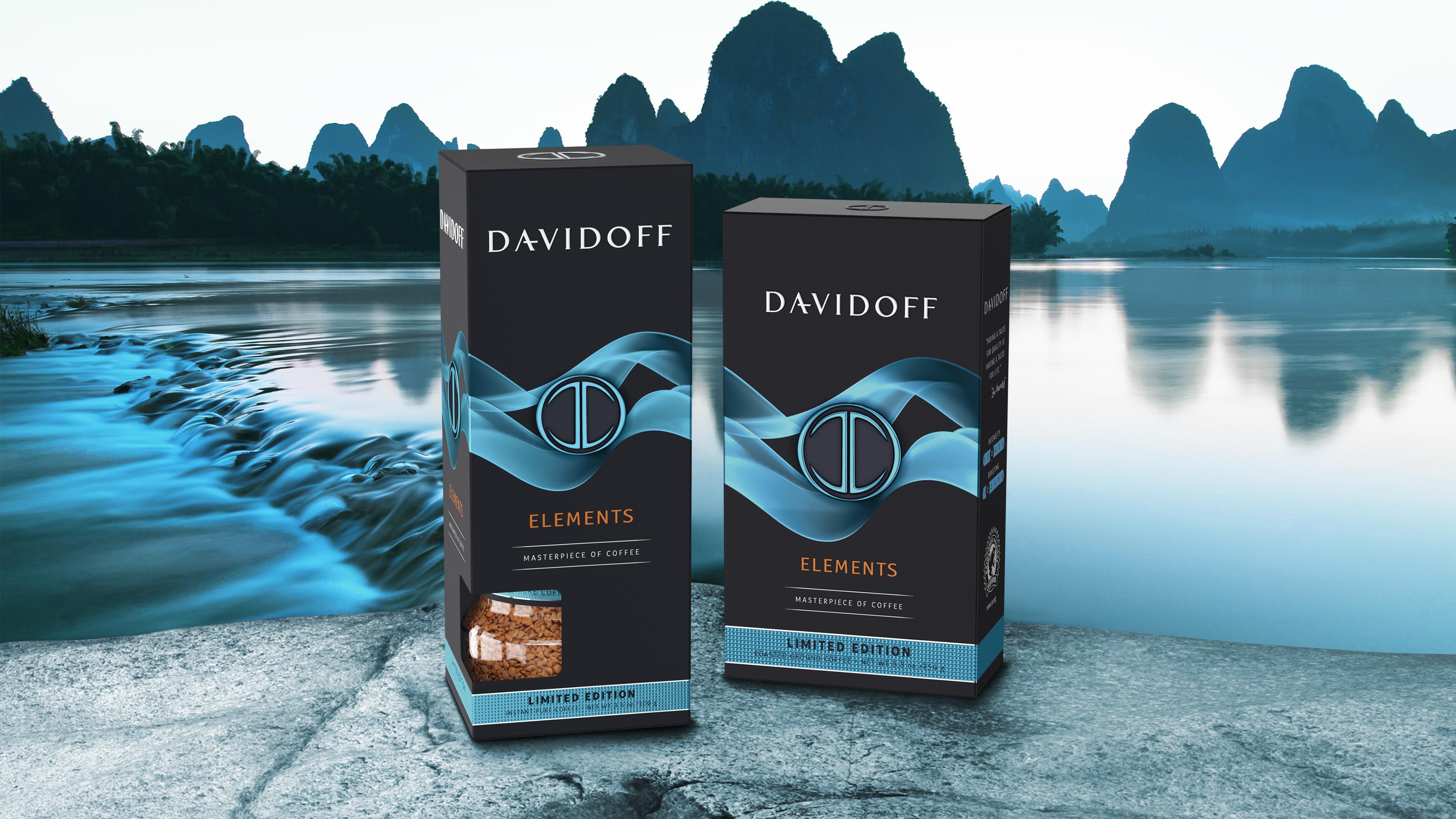 Fragrances | DAVIDOFF