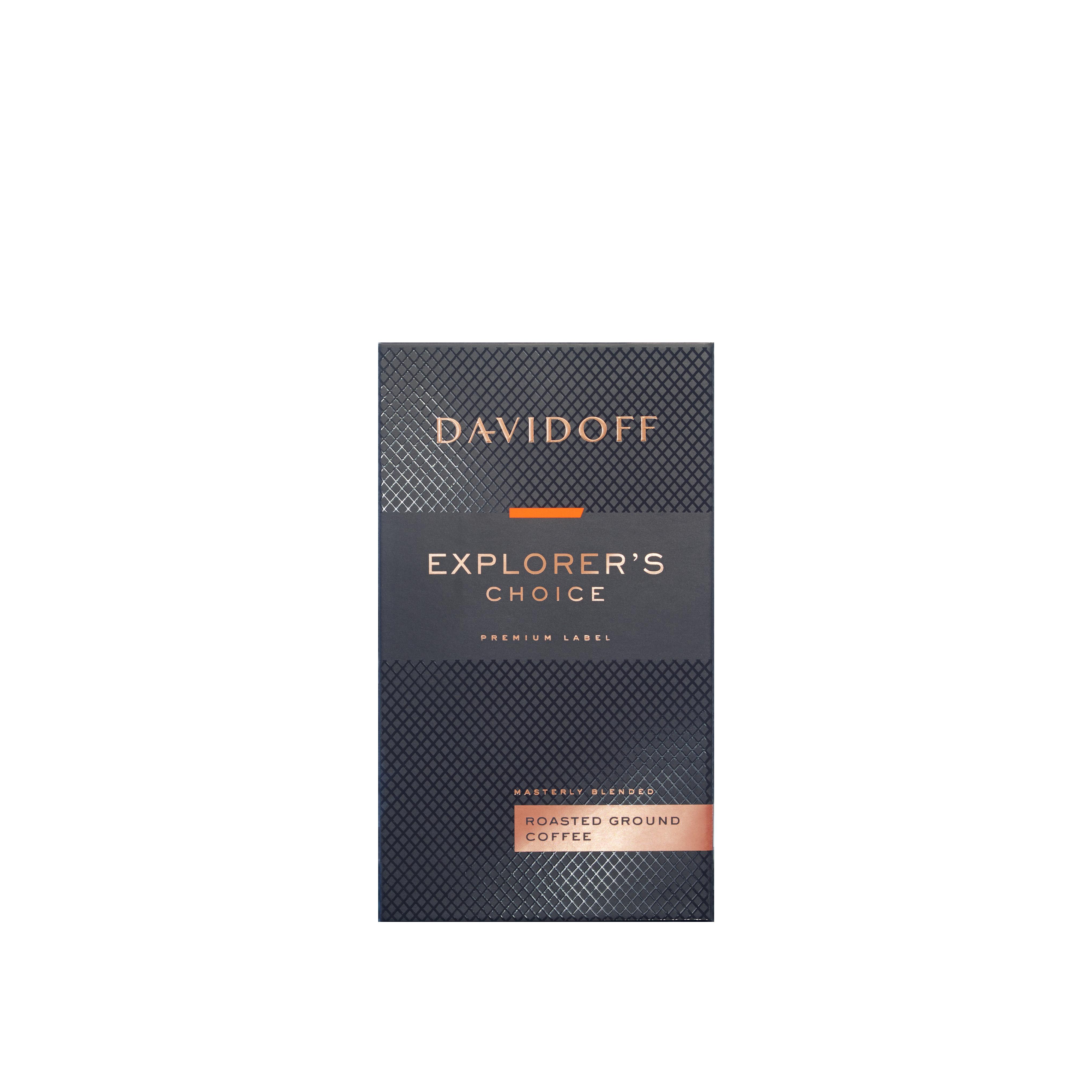 Davidoff Café Explorer's Choice