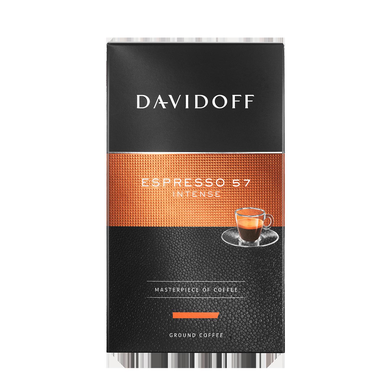 DAVIDOFF Coffee - Espresso 57 - Roasted ground