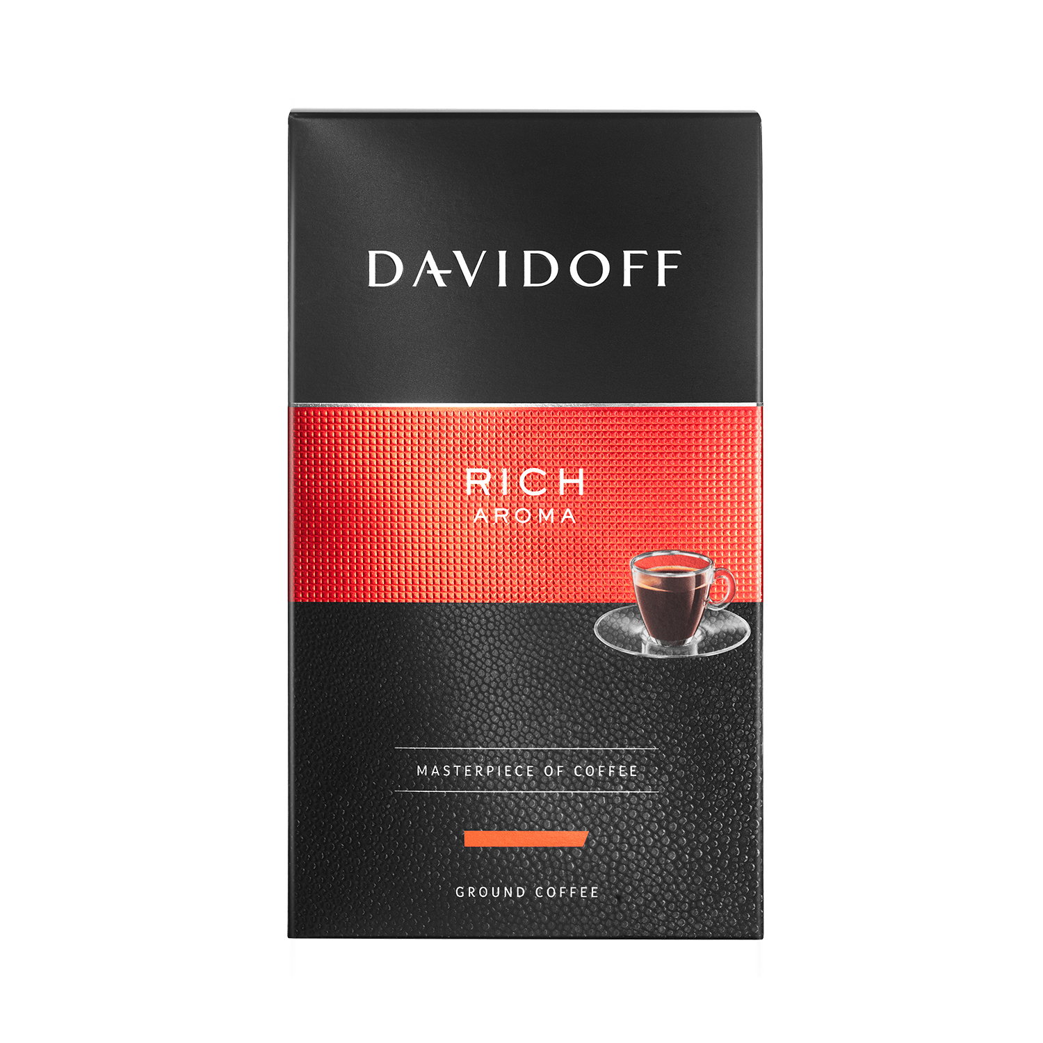 DAVIDOFF coffee – Rich Aroma – Roasted ground