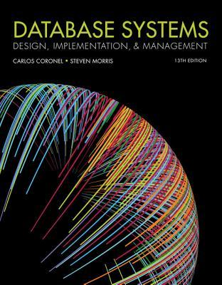 [PDF] - Database Systems: Design, Implementation, & Management Ebook