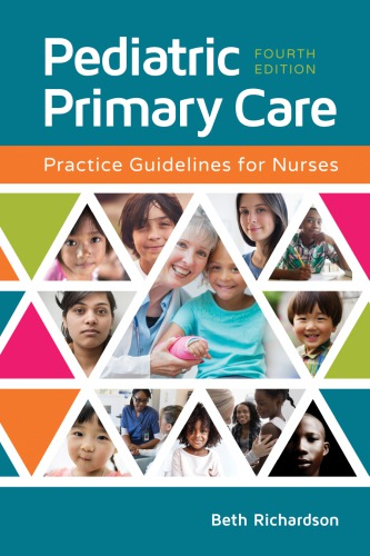 [PDF] - Pediatric Primary Care: Practice Guidelines for Nurses Ebook
