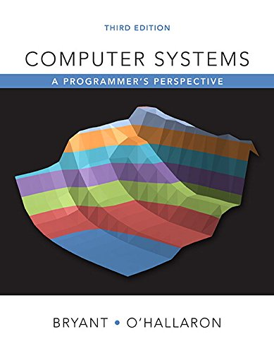 [PDF] - Computer Systems: A Programmer's Perspective Ebook