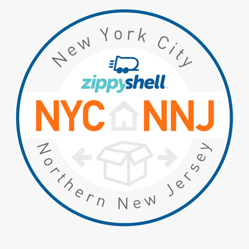 Zippy Shell New York City and Northern New Jersey