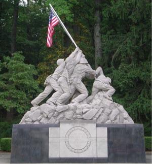 Quantico Marines Memorial