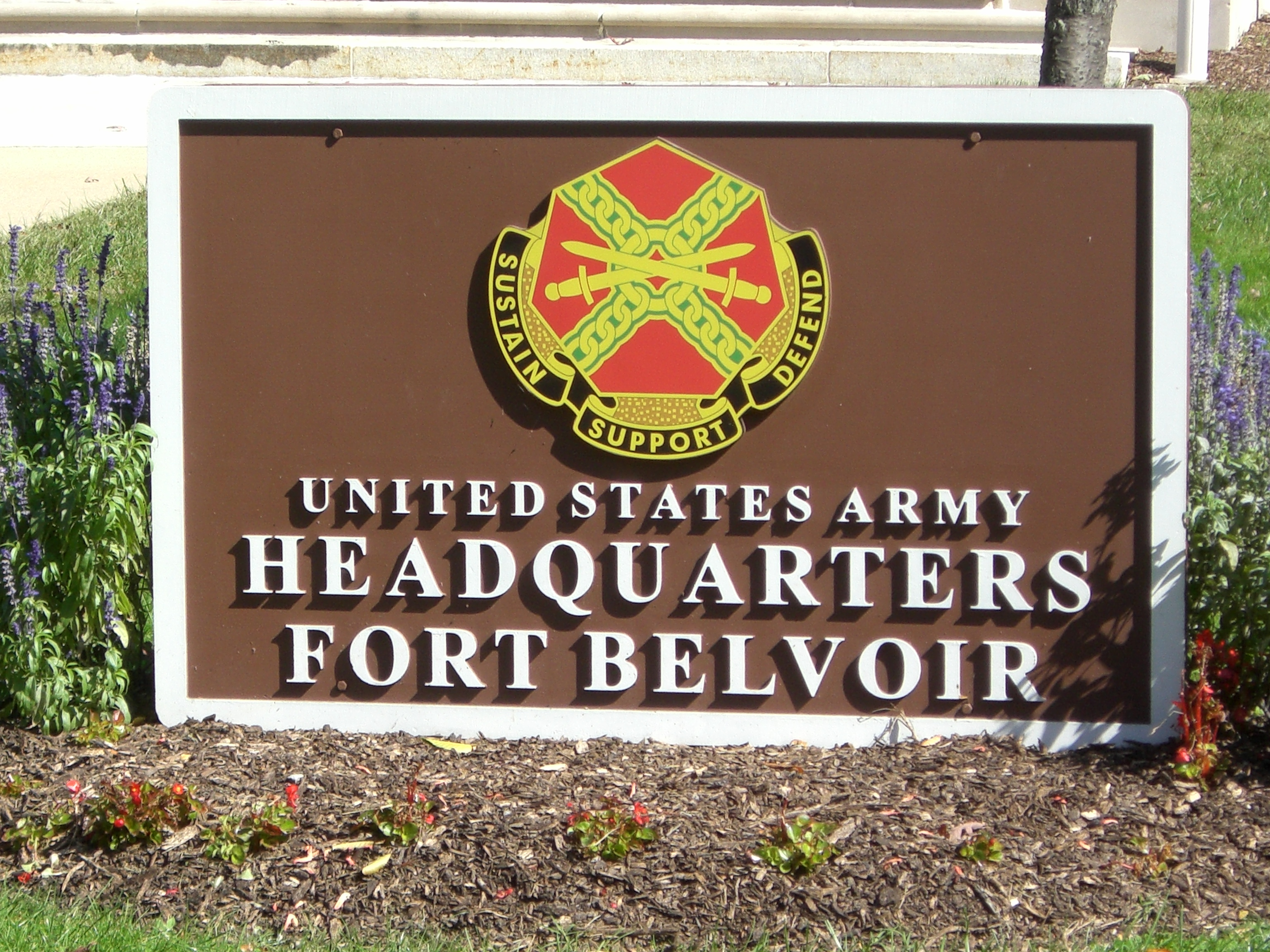 fort belvoir portable storage