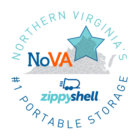 PODS Versus Zippy Shell Northern Virginia - Moving and Storage
