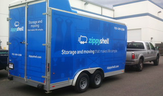 Public Storage - Northern Virginia - New Zippy Shell Portable Storage Unit
