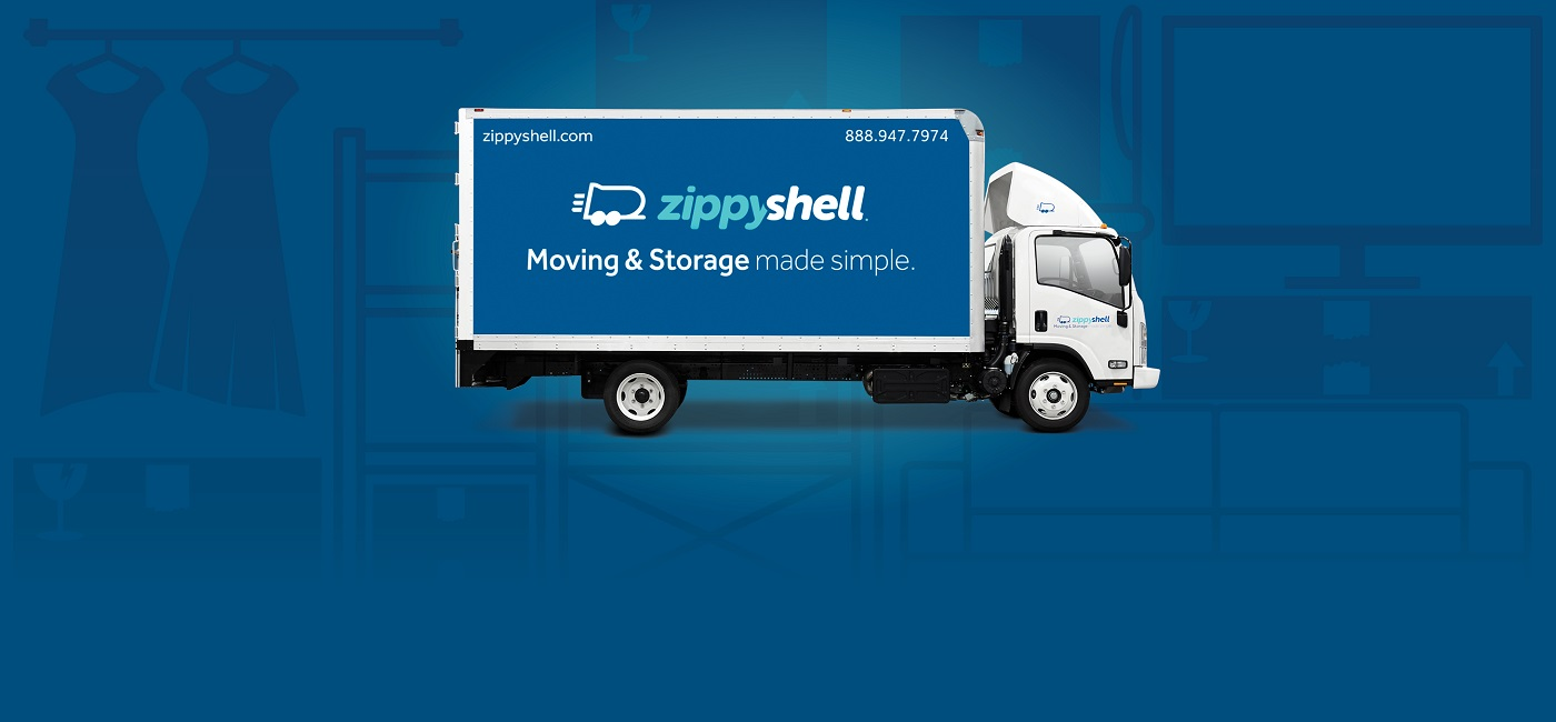 Portable Storage Units Amp Moving Company Zippy Shell