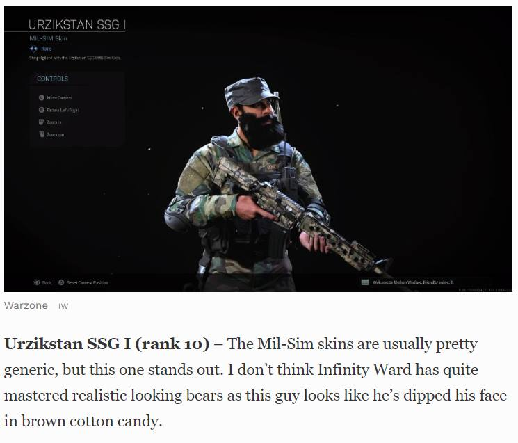 Call of Duty Recognizes Pakistan's Elite SSG Commandos with Exclusive Skin 5