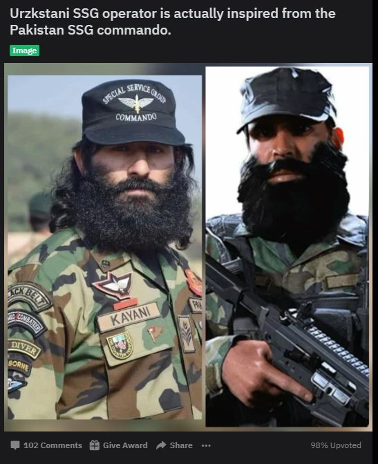 Call of Duty Recognizes Pakistan's Elite SSG Commandos with Exclusive Skin 1