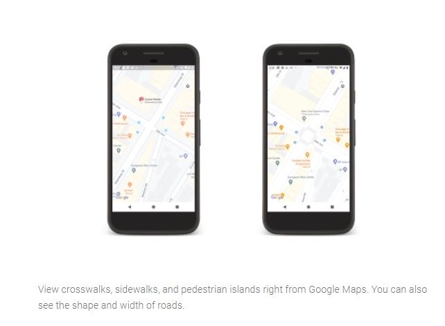 Google is adding colorful imagery along with other details in the Google Maps app 1
