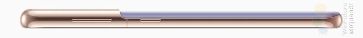 Official Images Show Samsung Galaxy S21 Unique Design 1
