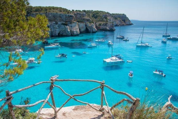 Für Yachtfans: Die besten Strände der Balearen