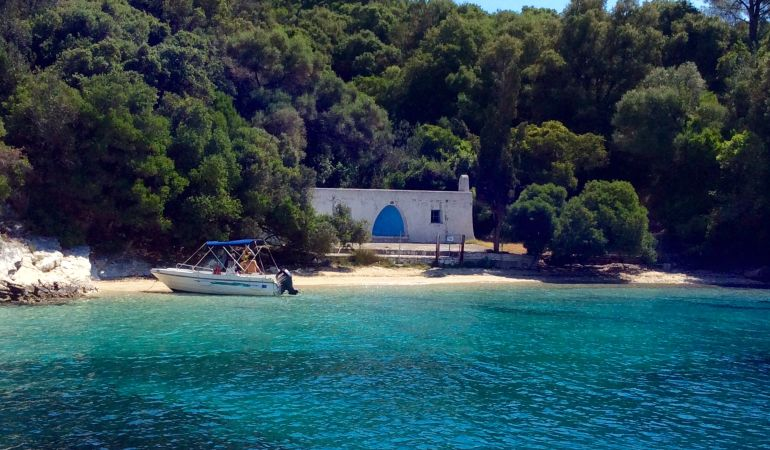 Sailing the Ionian Islands: A Guide to Meganisi