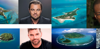 Top 10 private celebrity islands, Zizoo