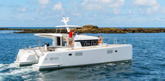 charter the ultimate power catamaran