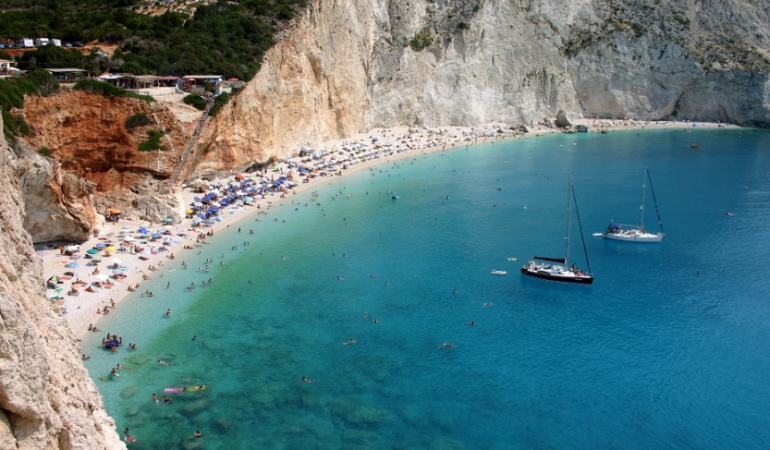 Summer Sailing in Greece: Carnival in Lefkas