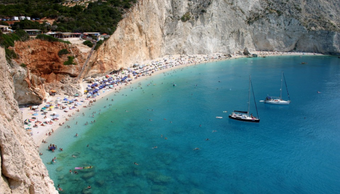 summer sailing in Greece