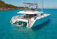 luxury yacht catamaran sailing holiday Zizoo