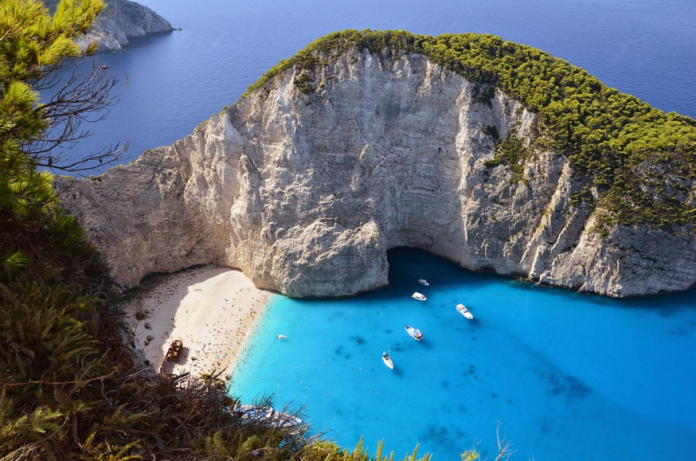 Inselhopping in Griechenland