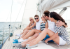 Sailing holidays with friends