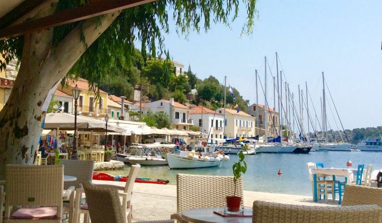 Summer Sailing in Greece Part III: Island hopping from Lefkada