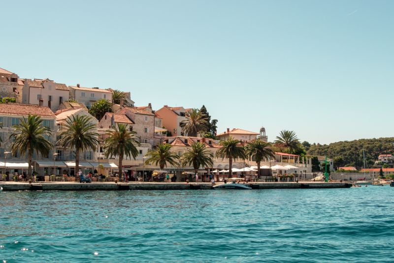 Best Party Islands World Hvar Croatia Ocean Marina