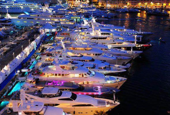 boat shows in 2018