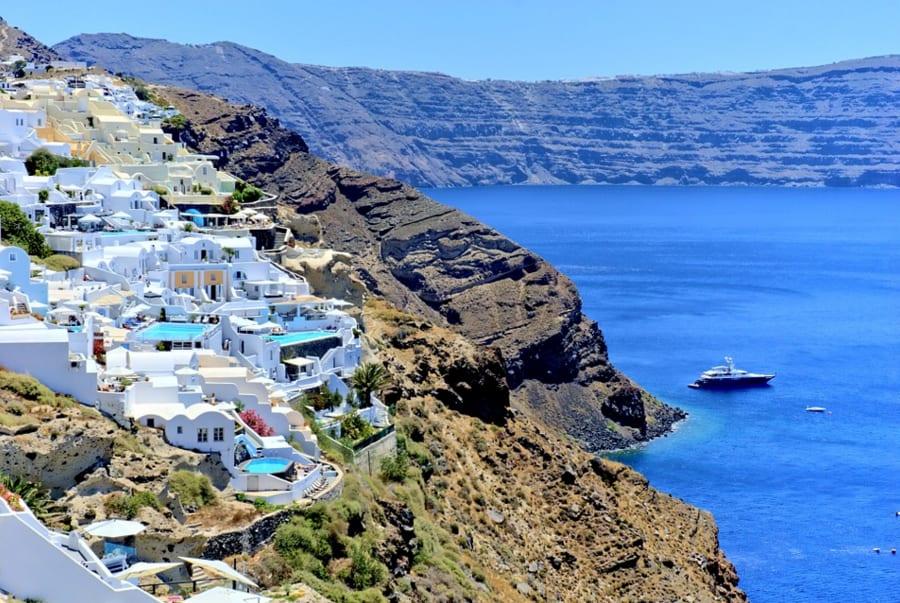 Motorboot mieten in Griechenland