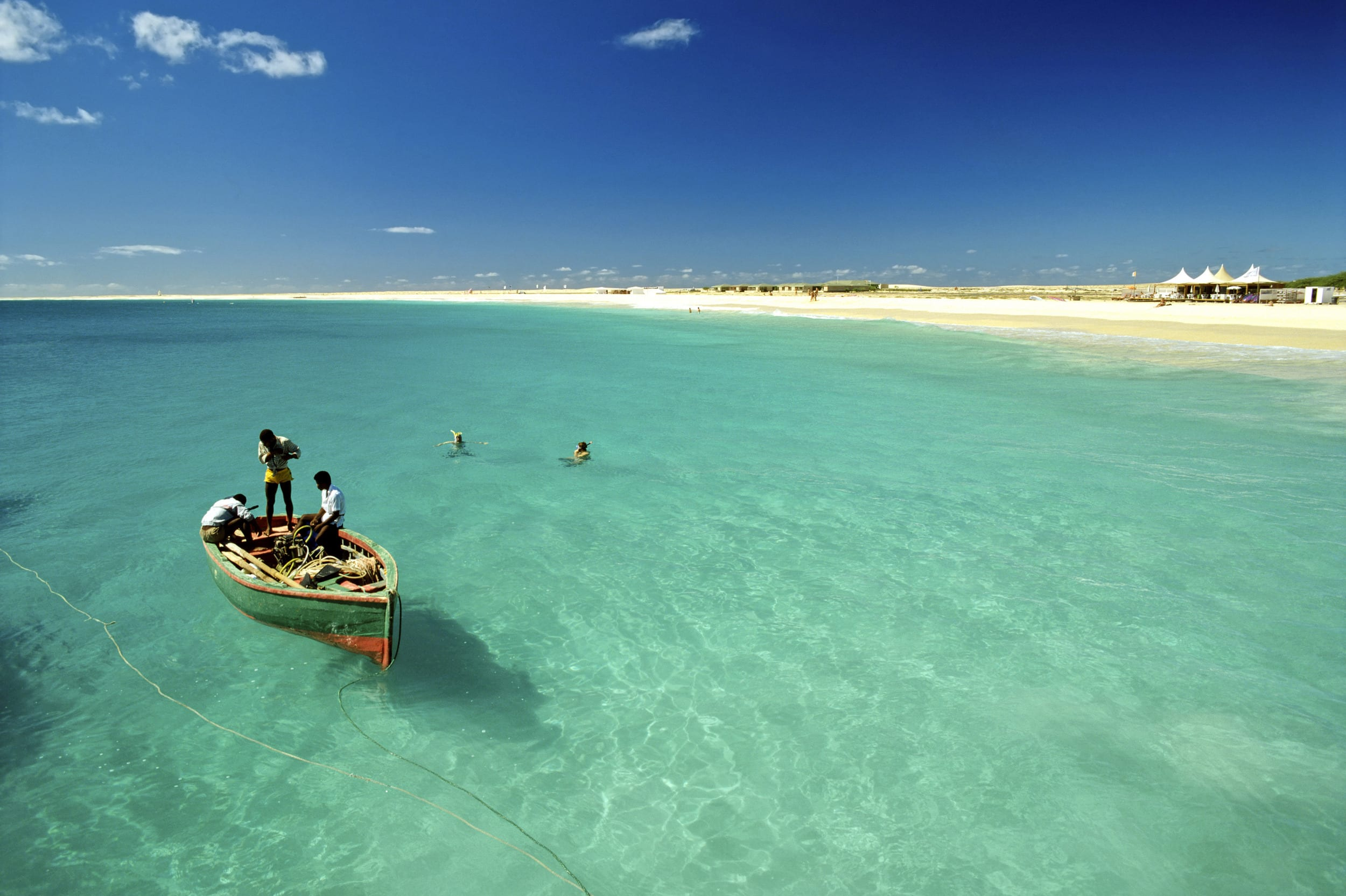 cape verde winter sailing holidays