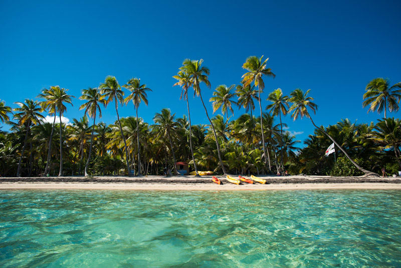 martinique winter sailing destination