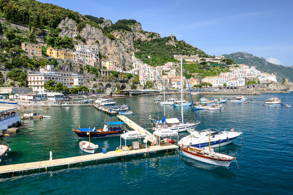 top 5 spring sailing destinations in the mediterranean