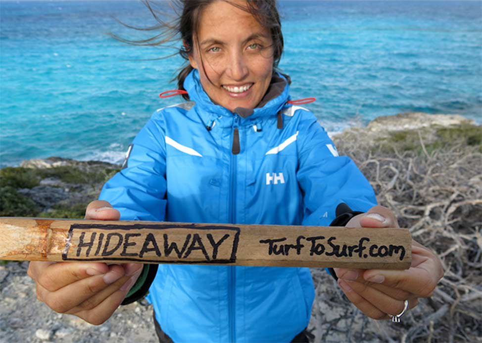 Hideaway Woman Sailing Blog